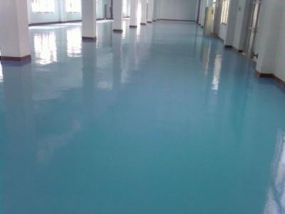 淄博单组份地坪漆工程特点最具优势的地坪企业